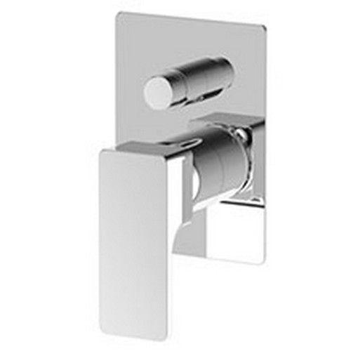 Ritmonio Mitigeur de douche intégré avec déviateur de paillettes
