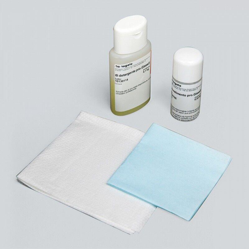 Novellini Kit de traitement anti-calcaire pour cabine de douche