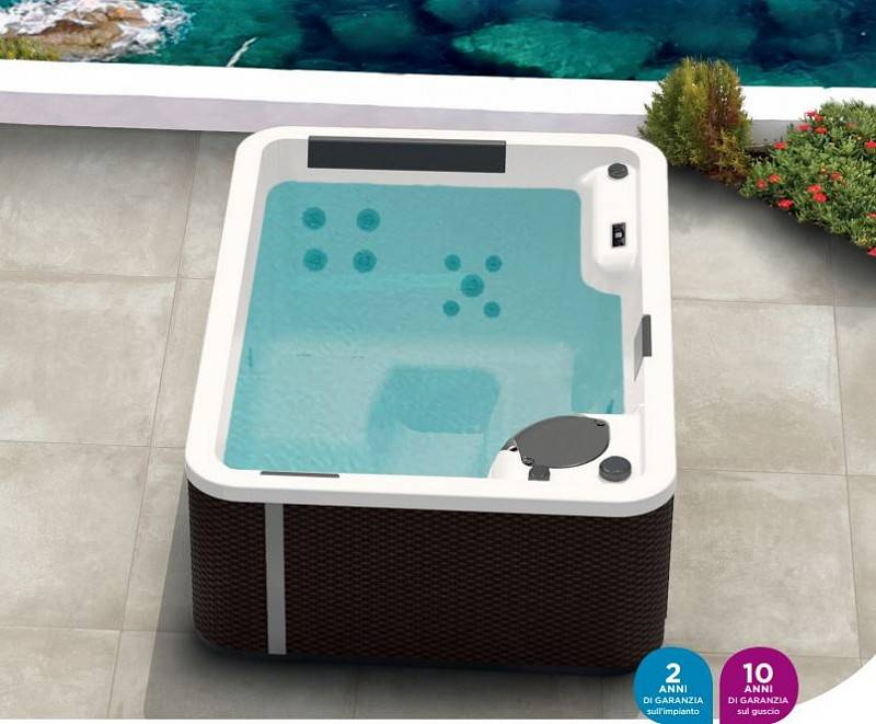 Grandform/Kinedo Mini Piscine Happy SPA A300 160x230