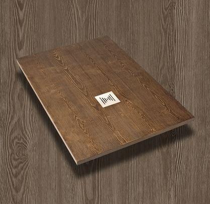 Thermodesign Receveur de douche Mythos Dakota Wood Effect 110x70 en 5 couleurs - Noix de Dako