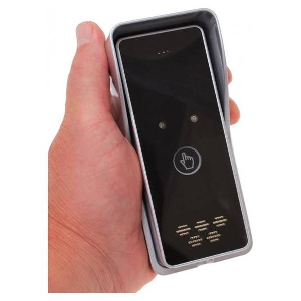 ULTRA SECURE Interphone GSM - Sur téléphone - 1 sonnette - via carte SIM
