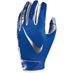 Nike Gant de football américain pour junior Nike vapor Jet 5.0 bleu pour receveur
