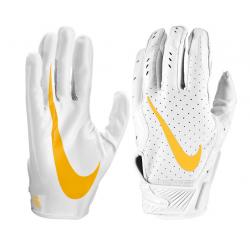 Nike Gant de football américain Nike vapor Jet 5.0  pour receveur Blanc YLW