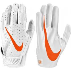 Nike Gant de football américain Nike vapor Jet 5.0 pour receveur Blanc Crimson