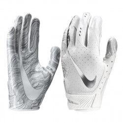 Nike Gant de football américain Nike vapor Jet 5.0  pour receveur Blanc