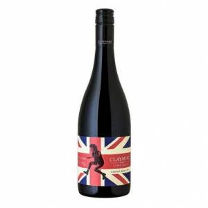 """Claymore Red Wine """"london Calling"""" 2017"""