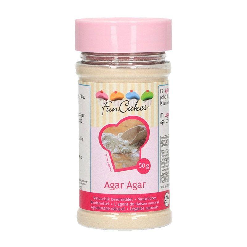 FunCakes Agar-agar - 50 g