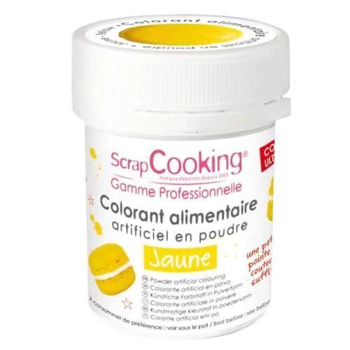 ScrapCooking Colorant alimentaire Jaune