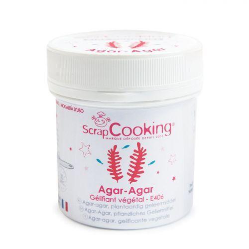 ScrapCooking Agar-agar en poudre 35 g