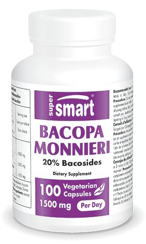 SuperSmart Bacopa monnieri