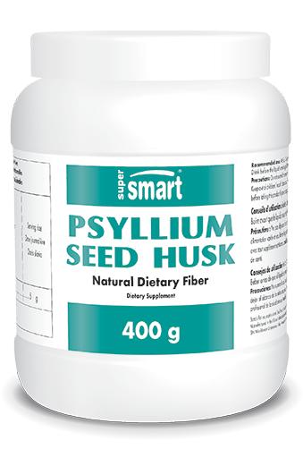 SuperSmart Psyllium Seed Husk