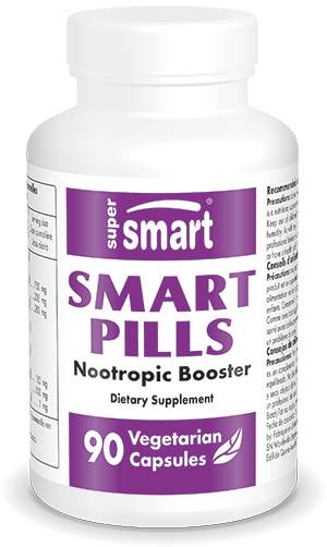 SuperSmart Smart Pills