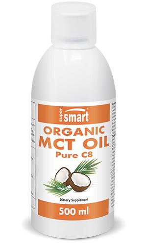 SuperSmart MCT OIL Pure C8