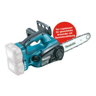 Makita Tronçonneuse sans fil Top Handle Makita DUC252Z, version solo