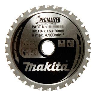Makita Lame de scie Makita pour le métal 150x20x32Z B-47036