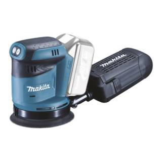 Makita Ponceuse excentrique sans fil Makita DBO180Z, version solo