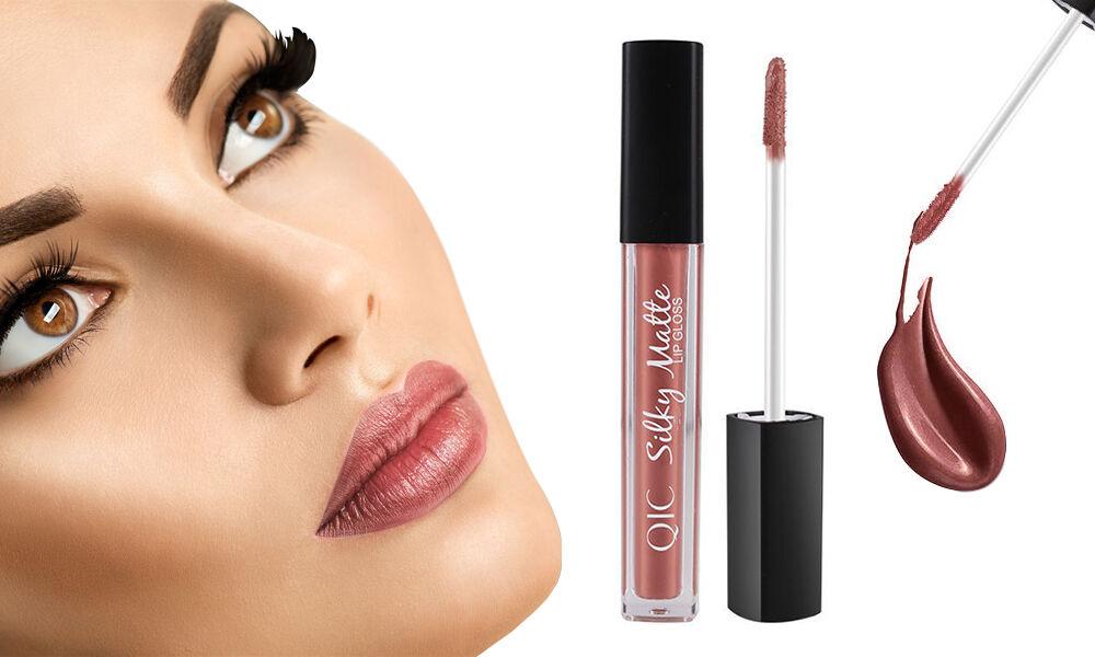 Rouges à lèvres liquides mats : rose / 2 ensembles
