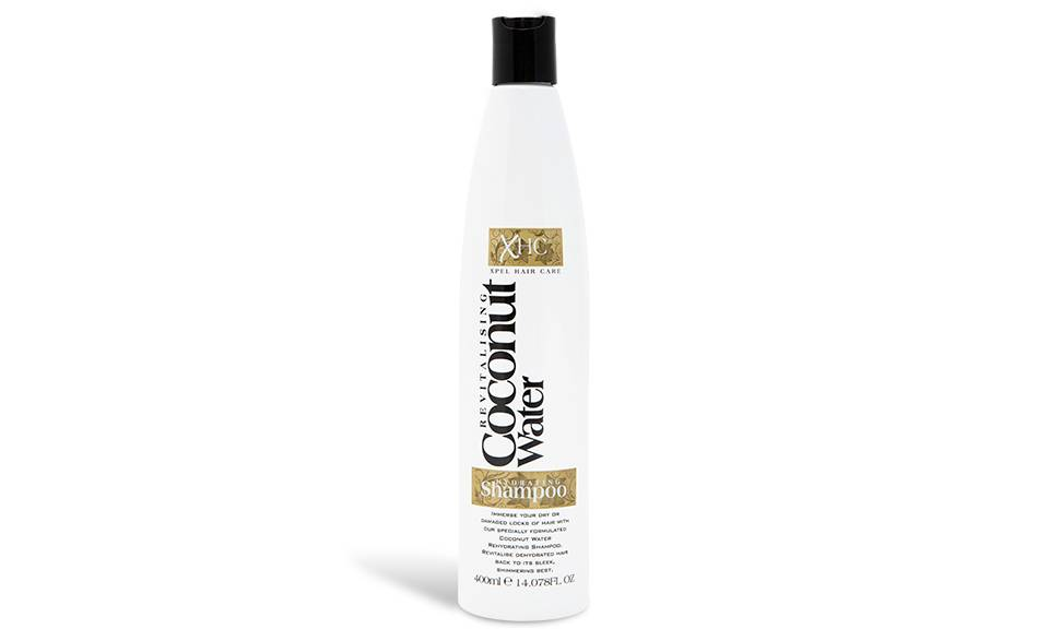 1x Soin cosmétique Eau de coco : shampoing 400 ml