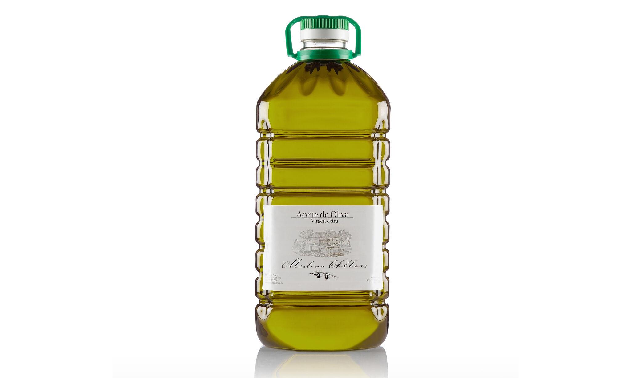 Huile d'Olive Extra Vierge Medina Albors 5 L