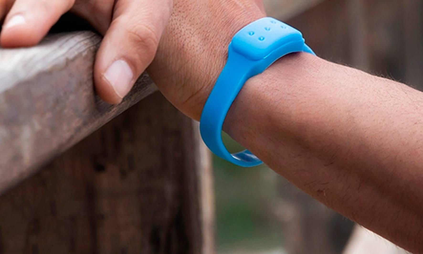 Bracelet anti-moustique : 6