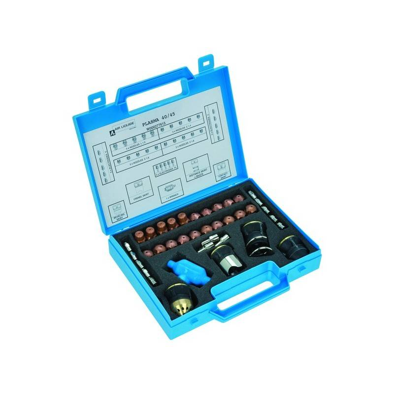 SAF FRO THE LINCOLN ELECTRIC EUROPE Coffret de maintenancetorches plasma saf-fro - saf fro the lincoln electric europe