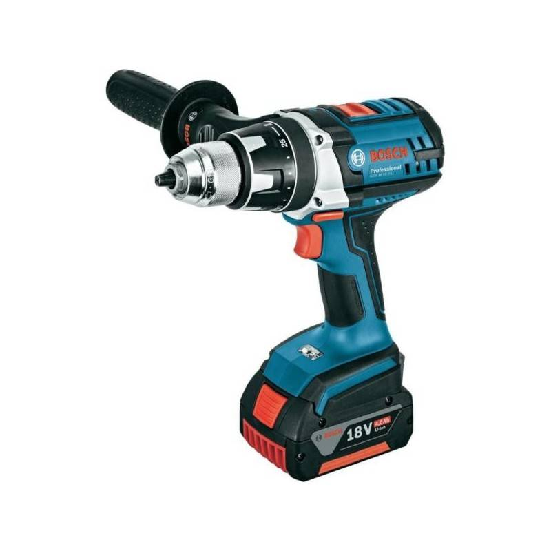 Bosch Perceuse visseuse gsr 18 ve-2-li 18v 4ah - bosch