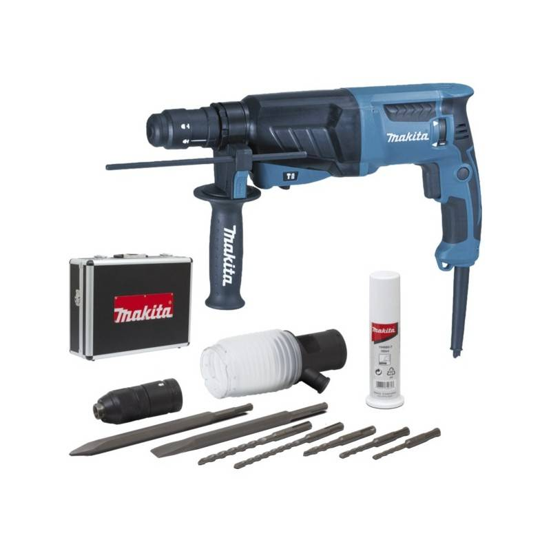 Makita Perforateur-burineur sds plus 800w hr2630tx4 - makita
