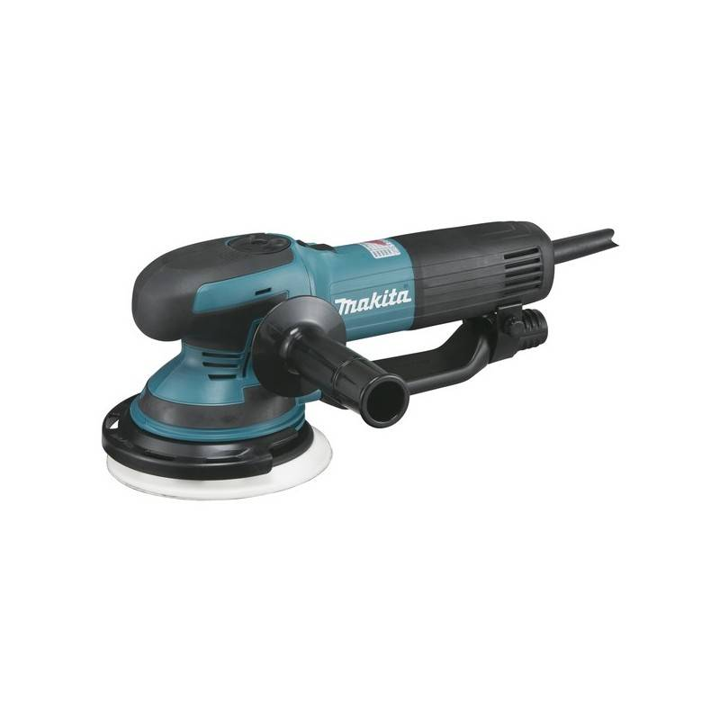 Makita Ponceuse polisseuse excentrique bo6050j 750w ø 150 mm - makita
