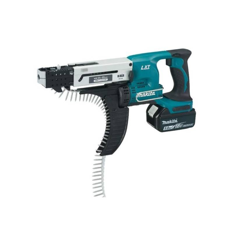 Makita Visseuse automatique dfr550rtj 18 v li-ion 5ah - makita