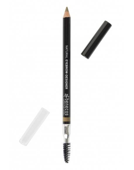 Benecos Crayon sourcils naturel - 03 - Blond
