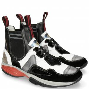 Melvin & Hamilton Kobe 5 Hommes Sneakers Multi pointure: Du 39 au 47 - Publicité