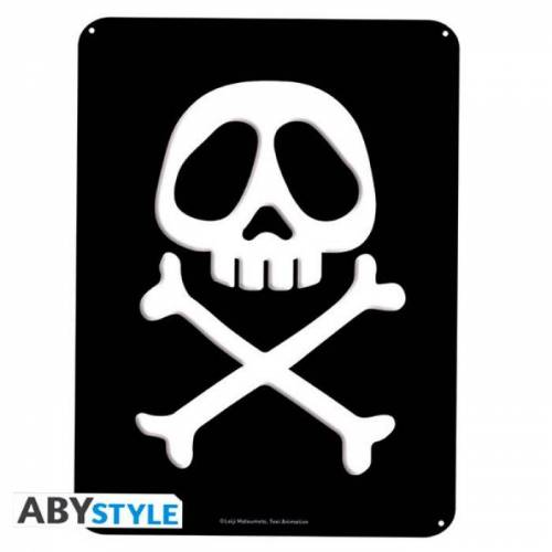 Abysse Corp ALBATOR - Plaque Metal