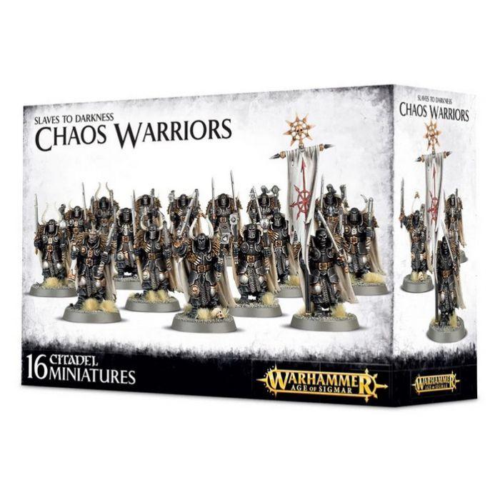 Games Work Shop CHAOS WARRIORS