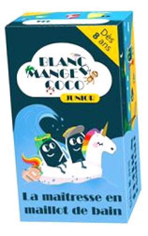 BlackRock Games BLANC MANGER COCO JUNIOR : LA MAITRESSE EN MAILLOT DE BAIN