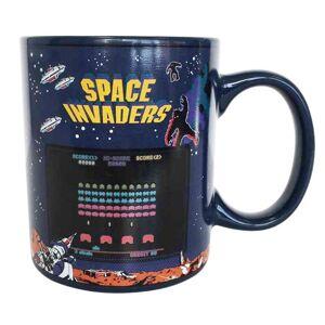 Abysse Corp SPACE INVADERS - Mug Heat Change - Publicité