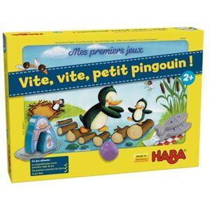 Haba Mes premiers jeux : Vite, vite, petit pingouin ! - Publicité