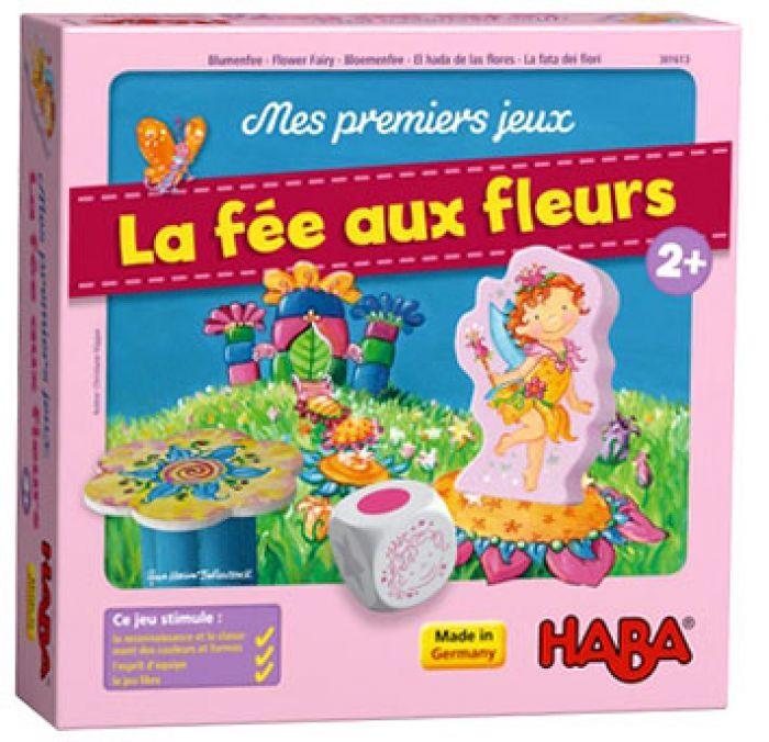 Haba Mes premiers jeux - La fee aux fleurs
