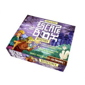 Mad Distrib ESCAPE BOX DETECTIVES - Publicité