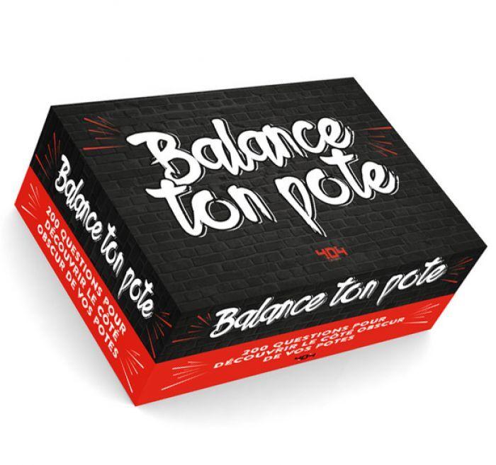 Mad Distrib BALANCE TON POTE - NOUVELLE EDITION