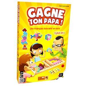 Gigamic Gagne Ton Papa - Publicité