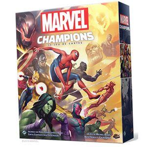 Asmodee Marvel Champions : Le Jeu de Cartes - Publicité