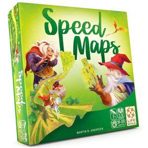 BlackRock Games SPEED MAPS