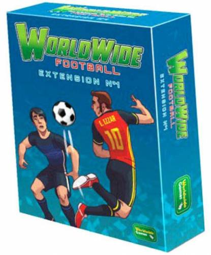 Surfin Meeple WORLDWIDE FOOTBALL...