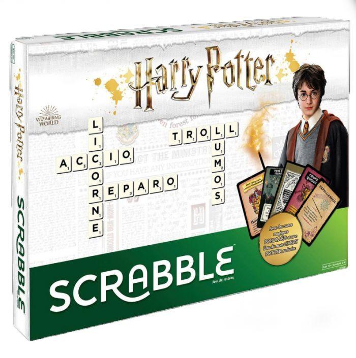 Pixie Games Scrabble Harry Potter