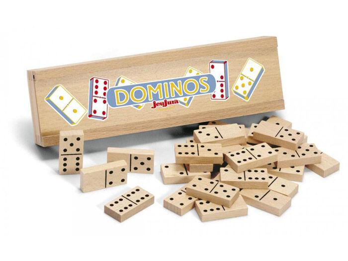 Jeujura Coffret Petits Dominos