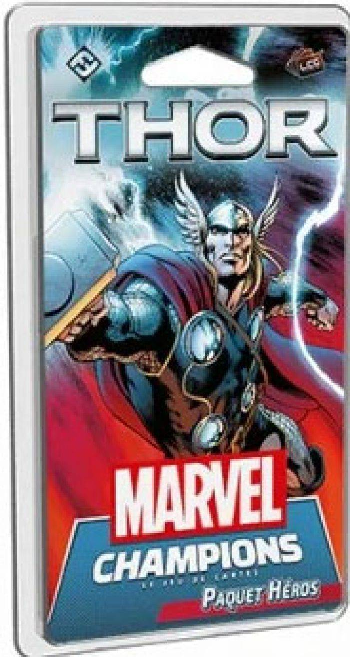 Asmodee Marvel Champions : Thor