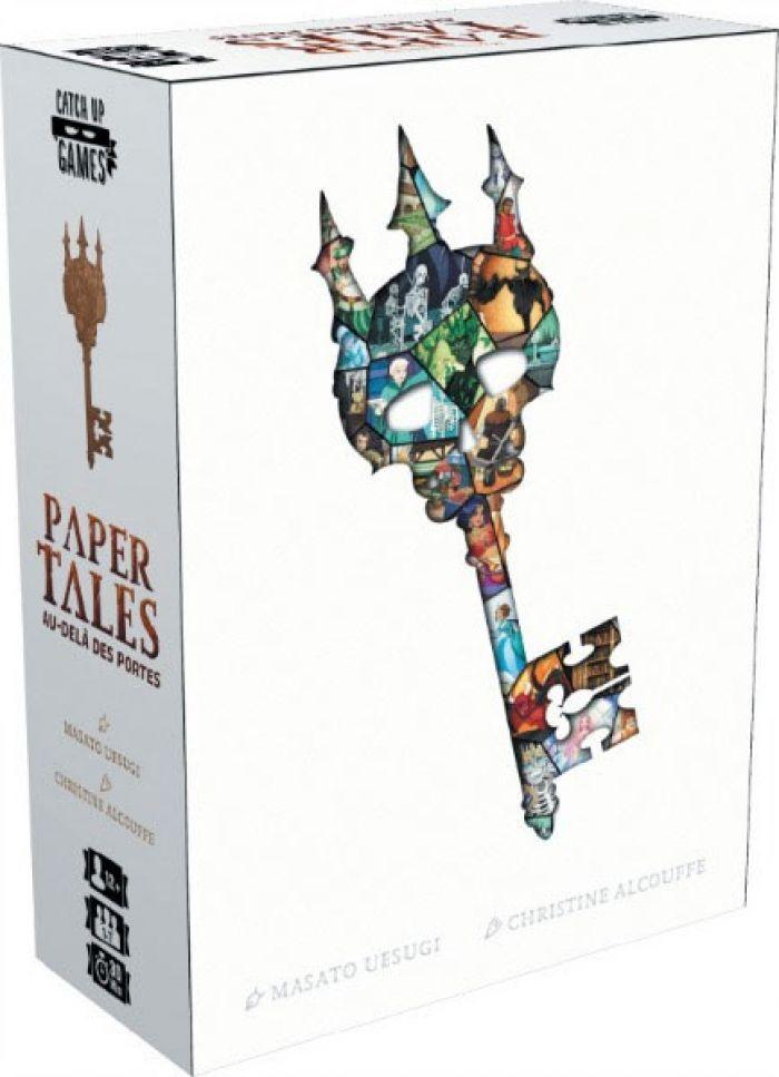 BlackRock Games Paper tales - Au-dela des portes