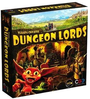 IELLO Dungeon Lords (VF)