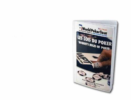 France Cartes Les regles du Poker