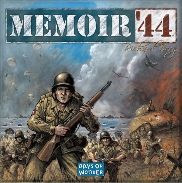 Asmodee Memoire 44